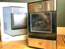 countertop crushed ice maker nugget ice maker nugget ice maker pleasant nugget ice maker ultramodern with medium image opal