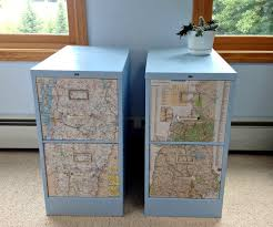 Cute Filing Cabinet File Cabinet Painted Cabinet Shells Voila Your Fancy Sister State