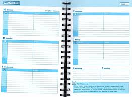 Student Planner And Academic Diary 2015 2016 Amazon Co Uk Dr