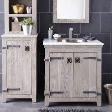 rustic white bathroom vanities. Perfect Rustic 48 Inch White Bathroom Vanity Unique Furniture Creative Distressed Wood  Vanities Using Rustic Inside U