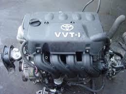 Toyota Yaris 1.5 1NZ complete engine no gearbox   Junk Mail