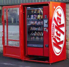 Outdoor Vending Machines