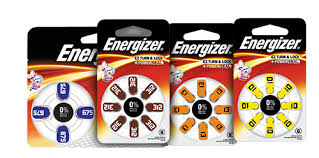 Hearing Aid Battery Sizes Chart Hearing Aid Batteries Energizer