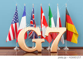 Image result for G7 Flags of Friendship