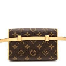 Louis Vuitton Monogram Pochette Florentine Xs Bag