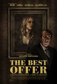 the best offer imdb the best offer poster