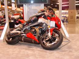 a few pics from the seattle motorcycle show sportbikes net