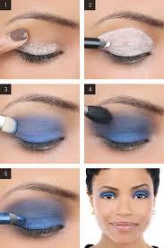 navy blue color for darker skin tone