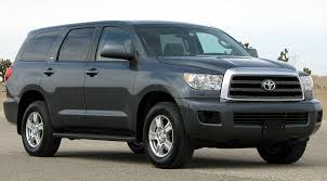 Toyota Sequoia - Wikipedia