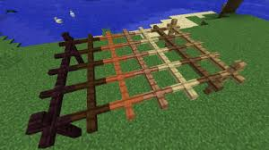 minecraft fence post recipe. The Recipes Are Basically Standard Fence Turned On Their Side: Minecraft Post Recipe