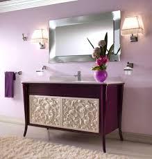 Purple Themed Bathroom Accessories Foxy Good Purple Bathroom Ideas And White Bathrooms
