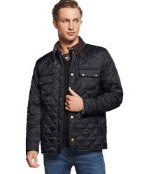 Barbour Tinford Quilted Jacket - Coats & Jackets - Men - Macy's & Barbour Tinford Quilted Jacket Adamdwight.com