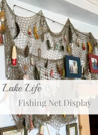 Decorative Fish Netting 20 Diy Home Decor Projects For A Prettier Space Mermaid