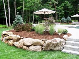 cost of boulders for retaining wall