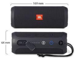 jbl flip 3 black. jbl flip3 splashproof portable bluetooth speaker physical features jbl flip 3 black