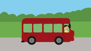 Image result for public transport cartoon