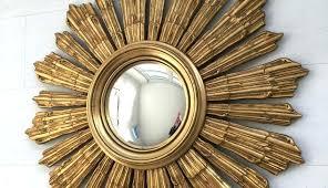 diy sunburst mirror skewers tree shim sticks finish threshold ant mirror vintage set silver dollar skewers