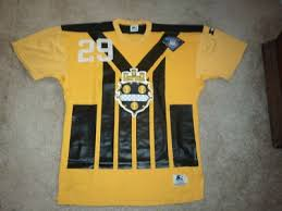1994 Tbtc Wtb Starter Steelers Throwback Autenthic Jersey