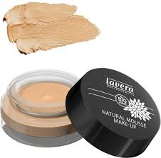 lavera natural mousse makeup 03 honey