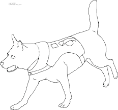 Coloring Pages Dog Free Husky Coloring Pages Dog Coloring Pages Free