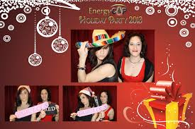 reasons you should have a photo booth at your holiday party a customizable strip layout your company in a holiday themed style is included 0037