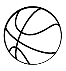 Basketball Coloring Page - fablesfromthefriends.com