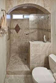Bathroom  Doorless Walk In Shower Ideas Toilet In Shower Stall - Walk in shower small bathroom