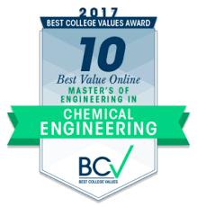 10 Best Value Online Master's of Engineering in Chemical Engineering ...