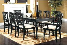 round table for 8 dining table and 8 chairs set exquisite dining room table set for