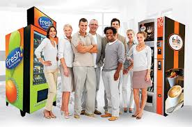 Coffee Vending Machine Franchise Magnificent Fresh Healthy Vending Launches In Birmingham Alabama Fresh