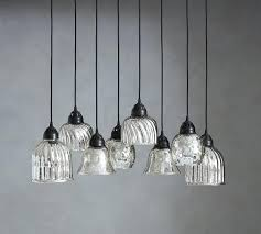 black rectangular chandelier mercury rectangular chandelier pottery barn more jolie antique black 5 light rectangular crystal