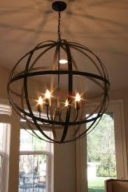 metal sphere chandelier intended for fashionable lighting interesting orb metal sphere chandelier for living room