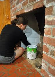 How To Build A Concrete Fireplace Hearth  HGTVCleaning Brick Fireplace Front