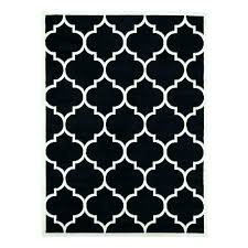 black white area rugs s black and white area rugs target