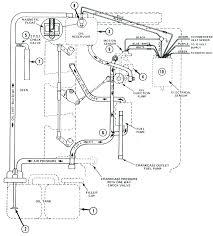 mercury automatic oil gasoline mixing