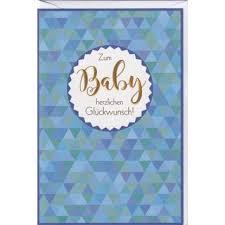 Glückwunschkarten Zur Geburt Eines Babys Geburtskarten Babykarten B