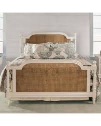 Asstd National Brand Melanie Wood and Cane Bed from JCPenney | Real Simple