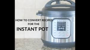Electric Pressure Cooker Time Chart Pdf