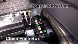 interior fuse box location 2015 2017 dodge charger 2015 dodge  at 2006 Dodge Chargers Fuse Box Key