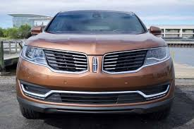 2016 Lincoln MKX Black Label Grille - Photos - Photo Review: 2016 ...