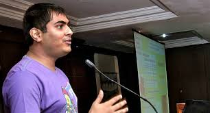 Workshop By Ankit Fadia On Ethical Hacking Char The Hindu