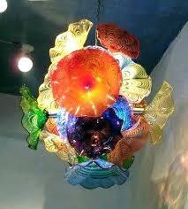 art glass chandeliers hand blown chandeliers art glass chandelier and hand blown details view art art glass chandeliers