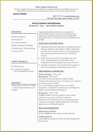 Template Professional Cv Templates Free Download Word