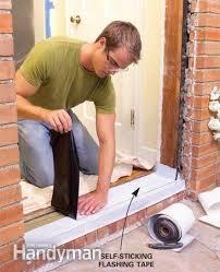 installing prehung exterior door brick. how to replace an exteri image photo album install prehung exterior door installing brick o