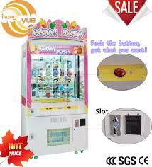 How To Win Vending Machine Games Beauteous Push Win Prize Vending Machine HYGGM48 Hongyue China