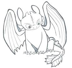 Toothless Dragon Coloring Pages Toothless Dragon Coloring Dragon