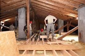 consider when insulating your attic