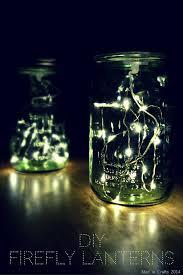 do it yourself led lighting. String Light DIY Ideas For Cool Home Decor | Firefly Mason Jar Lights Are  Fun Do It Yourself Led Lighting