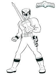 Samurai Rangers Coloring Pages Power Rangers Coloring Pages To Print