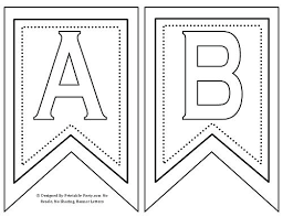 Letter Stencils To Print And Cut Out Free Printable Letter Free Printable Letters C Free Printable Letter